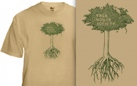 Tree House Society Club Shirt Design