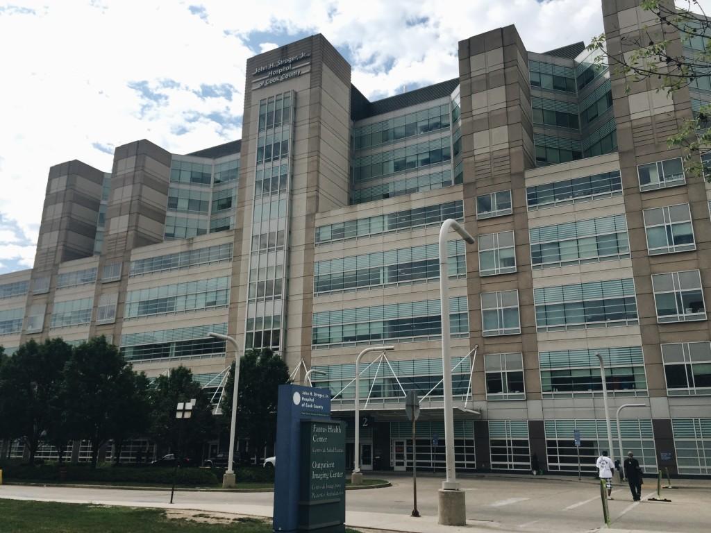 Image result for new john h stroger hospital