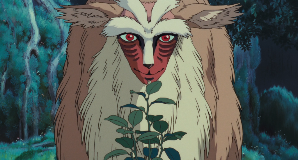 Examining Princess Mononoke Death Medicine And The Direct Address Henry Del Rosario S Art Portfolio And Medical Blog